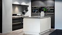 Moderne rechte keuken
