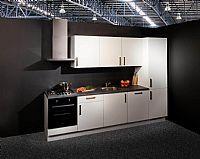 Super mat witte rechte keuken (132)