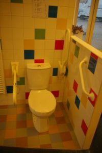 Sphinx verhoogd toilet