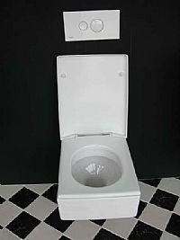 Toilet-Wandcloset