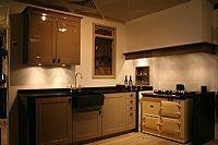Rechte keuken +fornuis (Y19)