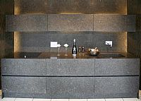 Eggersmann keuken van natuursteen