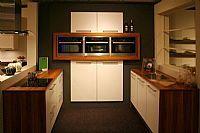 Zeer originele keukenopstelling (Y106)
