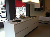 Exclusive super witte keuken