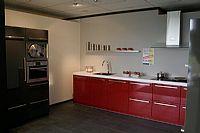 Schmidt hoogglans lak keuken