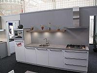 Kristalwitte keuken