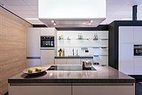 Moderne Sachsen showroomkeuken