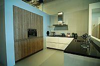 Greeploze Hooglans witte Keuken