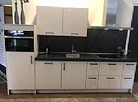 Keuken zijde grijs