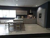 Ruime keuken in beton look