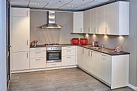 Ruime praktische tijdloze keuken