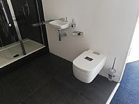 toilet met wasbak  object by sealskin