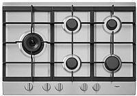 Pelgrim rvs gaskookplaat met wokbrander (75 cm)