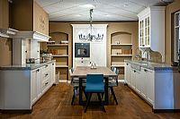 Klassieke keuken met terrazzo blad (Y13)