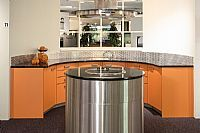 Originele halfronde keuken (A71)
