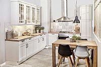 Landelijke keuken S26