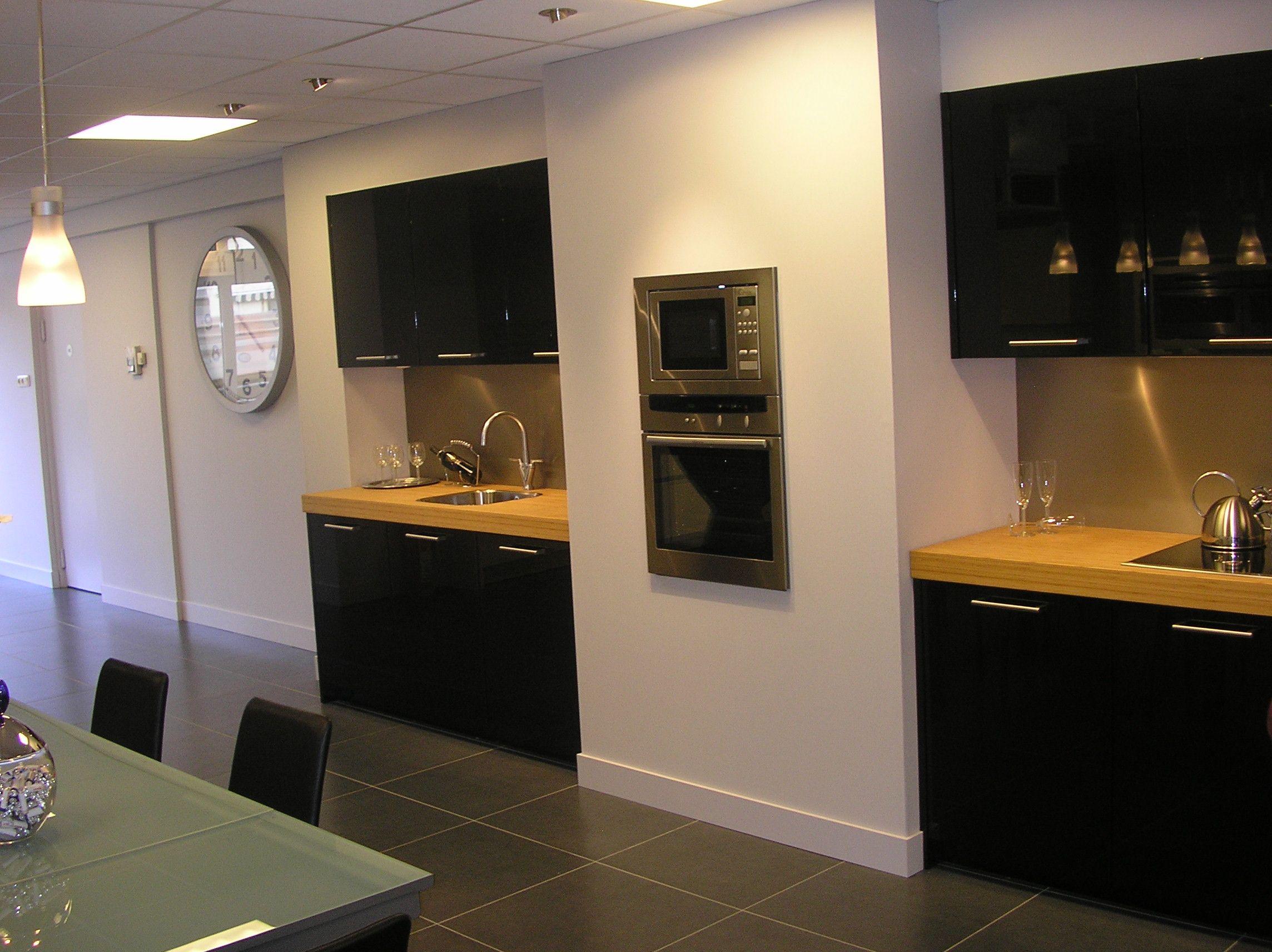 Keuken Hoogglans Zwart: ... keukens voor zeer lage keuken prijzen ...