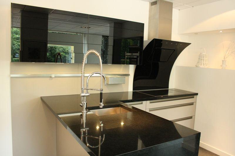 Showroomkeukens alle showroomkeuken aanbiedingen uit nederland keukens voor zeer lage keuken - Moderne keuken kleur ...