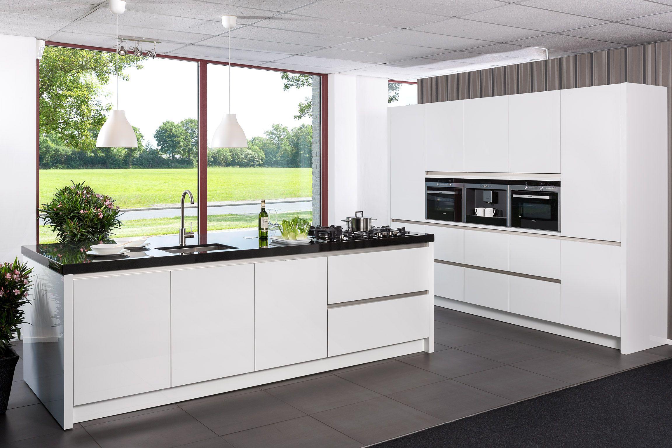 Afmetingen Keuken Kookeiland : keukens voor zeer lage keuken prijzen GREEPLOZE SIEMENS KEUKEN