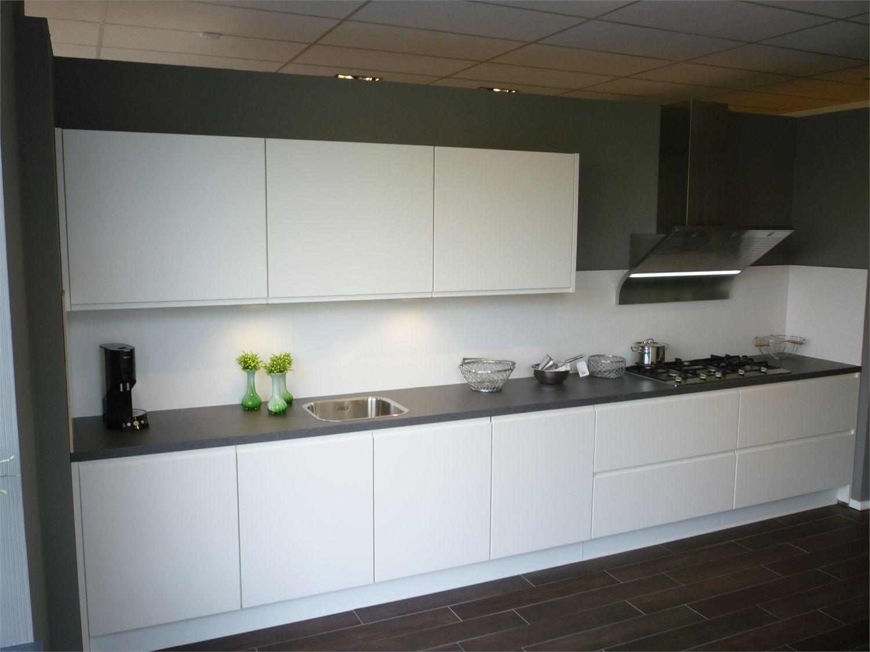 Keuken Greeploos Mat Wit : keukens voor zeer lage keuken prijzen Greeploos wit mat [51383