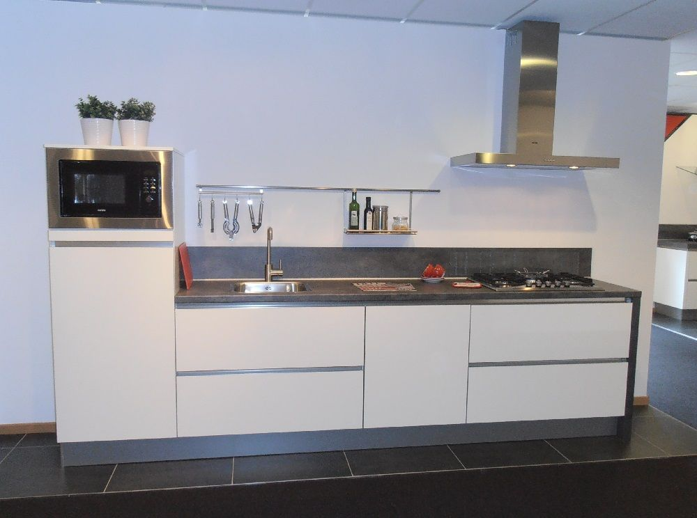 Greeploze keuken hoogglans wit ~ consenza for .