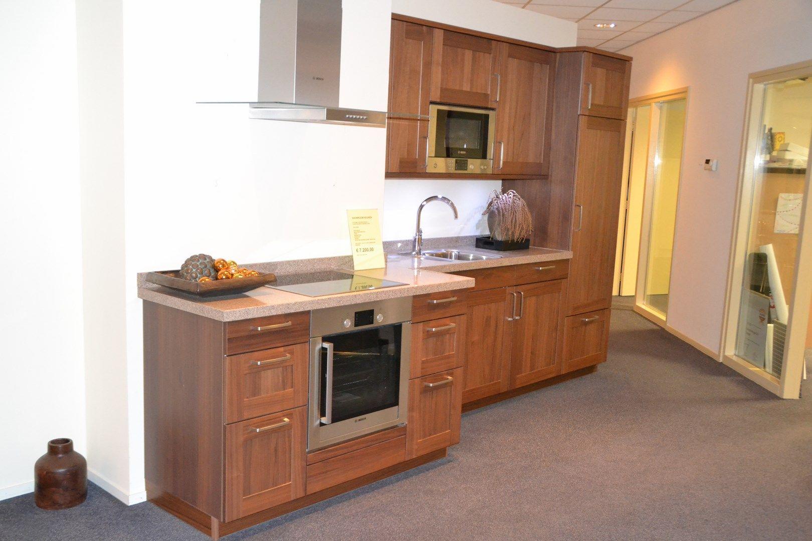 Keuken Recht 300 Cm : uit Nederland keukens voor zeer lage keuken prijzen AV 5010 [43473