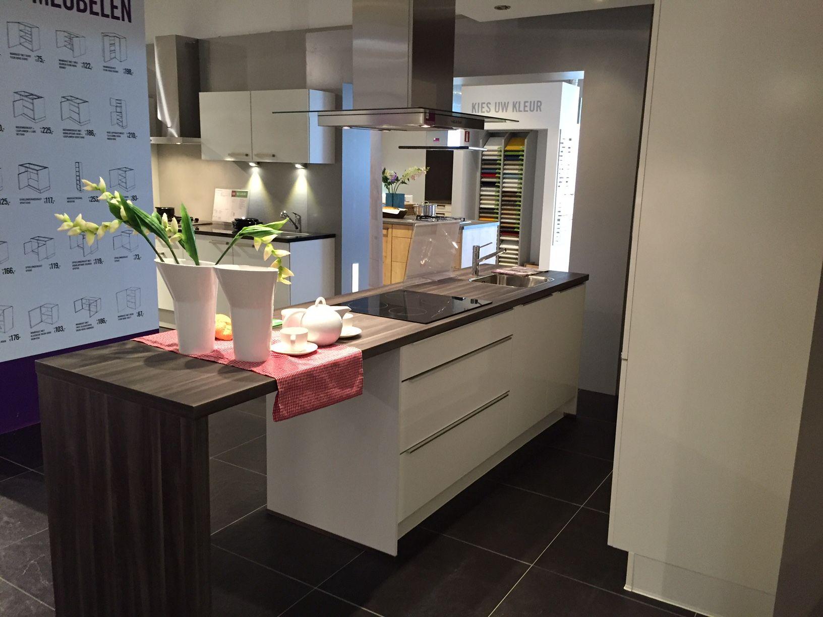 Showroomkeukens alle showroomkeuken aanbiedingen uit nederland keukens voor zeer lage keuken - Afbeelding moderne keuken ...