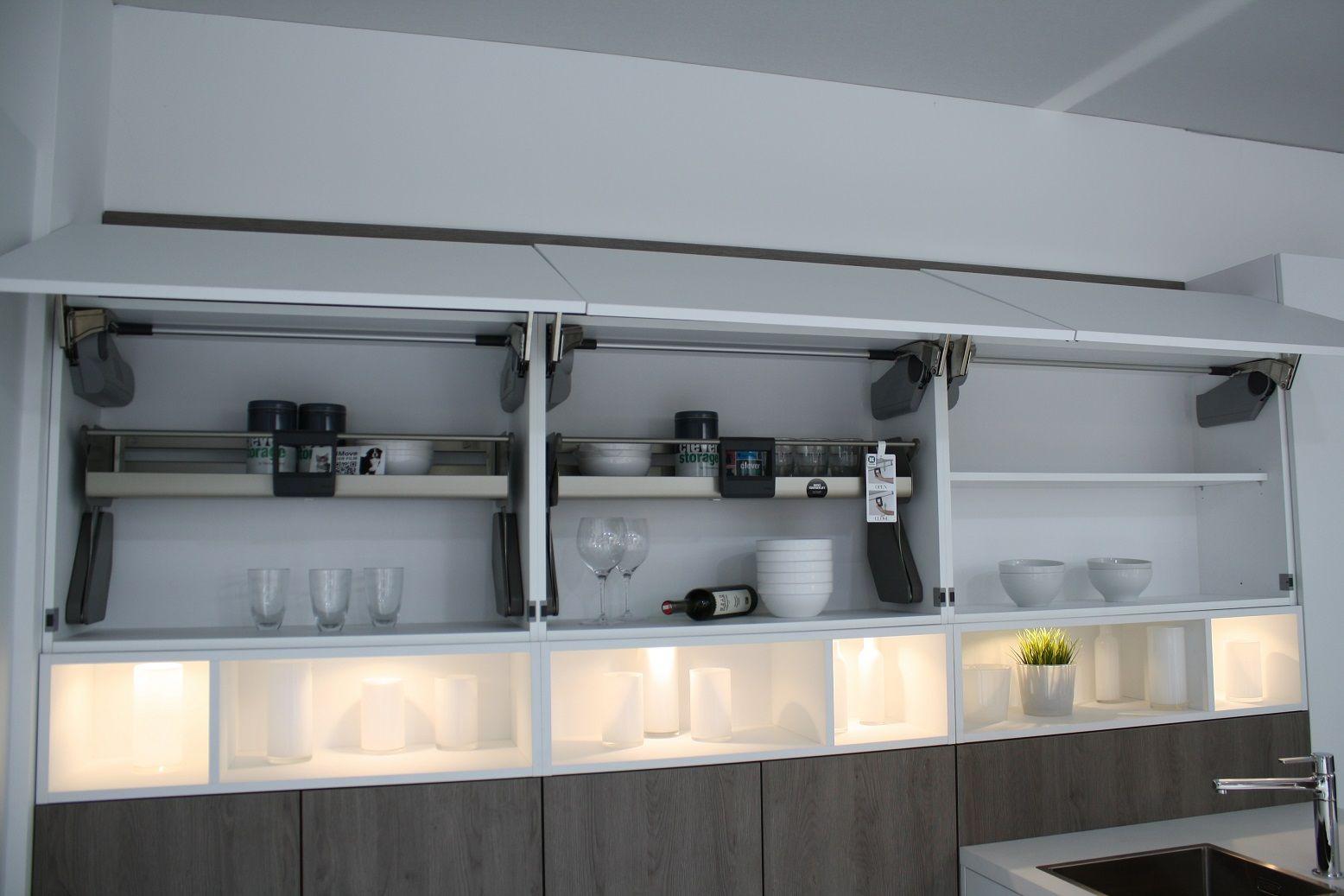 Mooie grote keuken 6.6