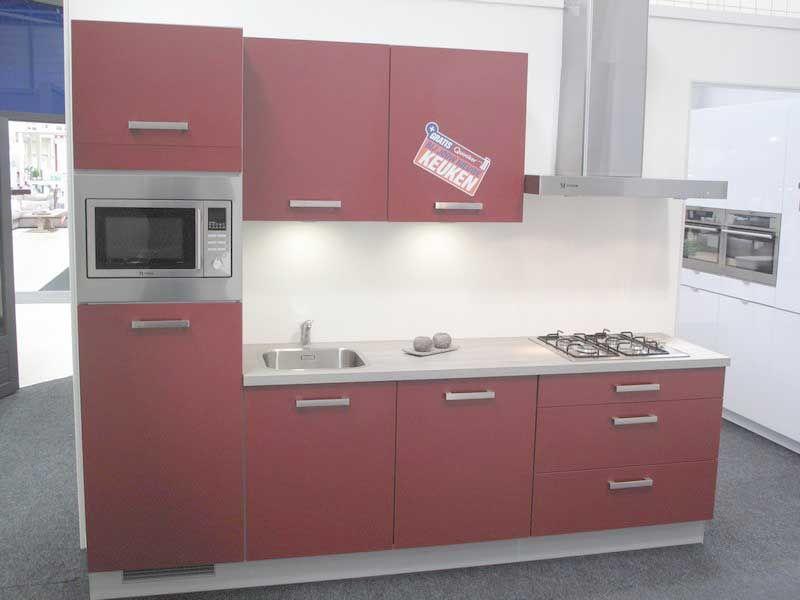 Showroomkeukens alle showroomkeuken aanbiedingen uit nederland keukens voor zeer lage keuken - Aardewerk rode keuken ...