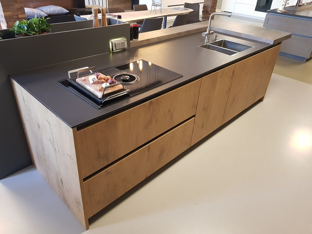 Beckermann Silvia, eilandkeuken DESIGN