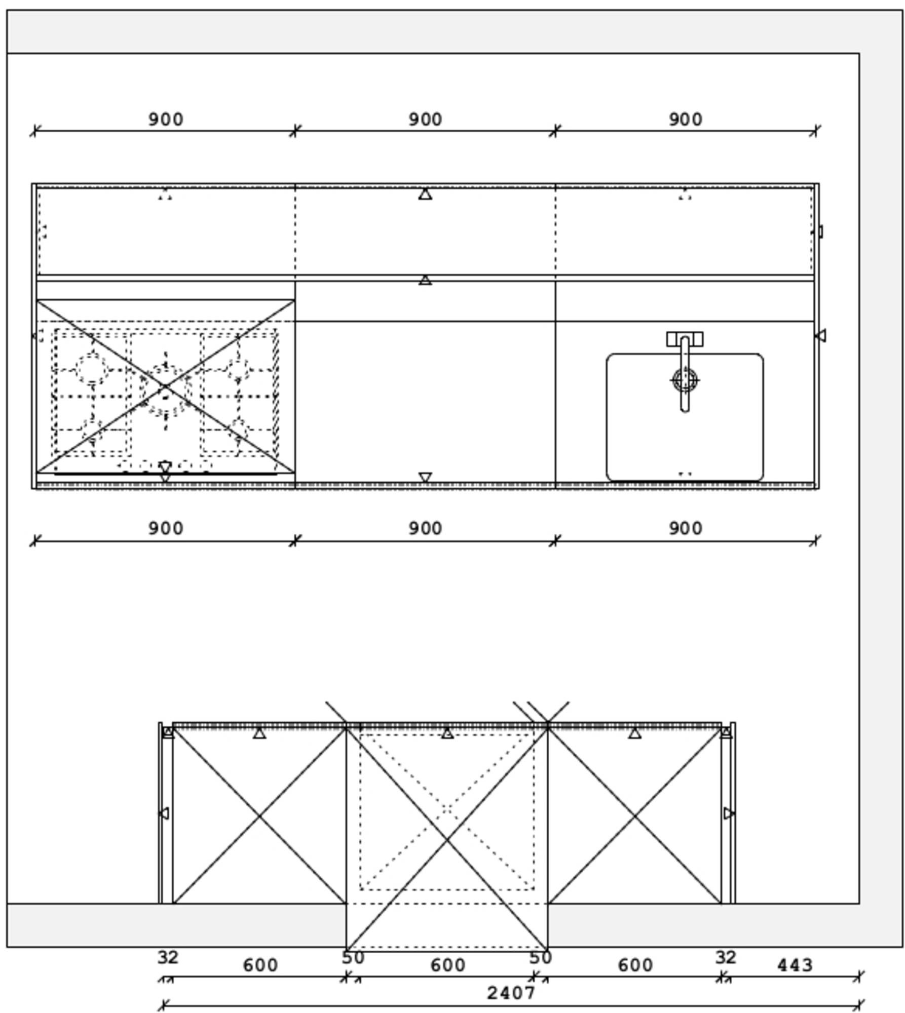 SieMatic Eilandkeuken S2SLM / S2H / C4 (504)