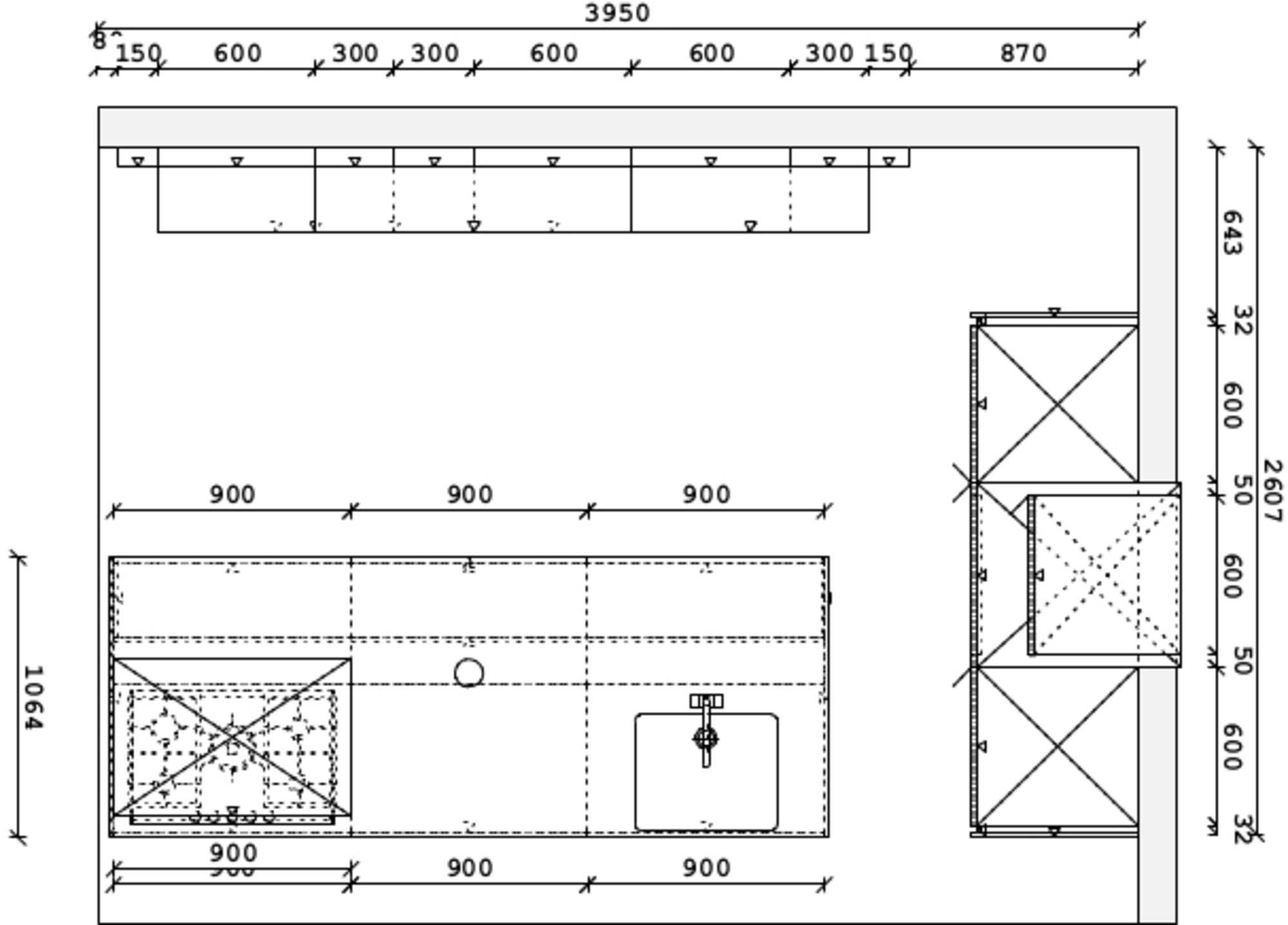 SieMatic eilandkeuken S2SLM / S2H / C41