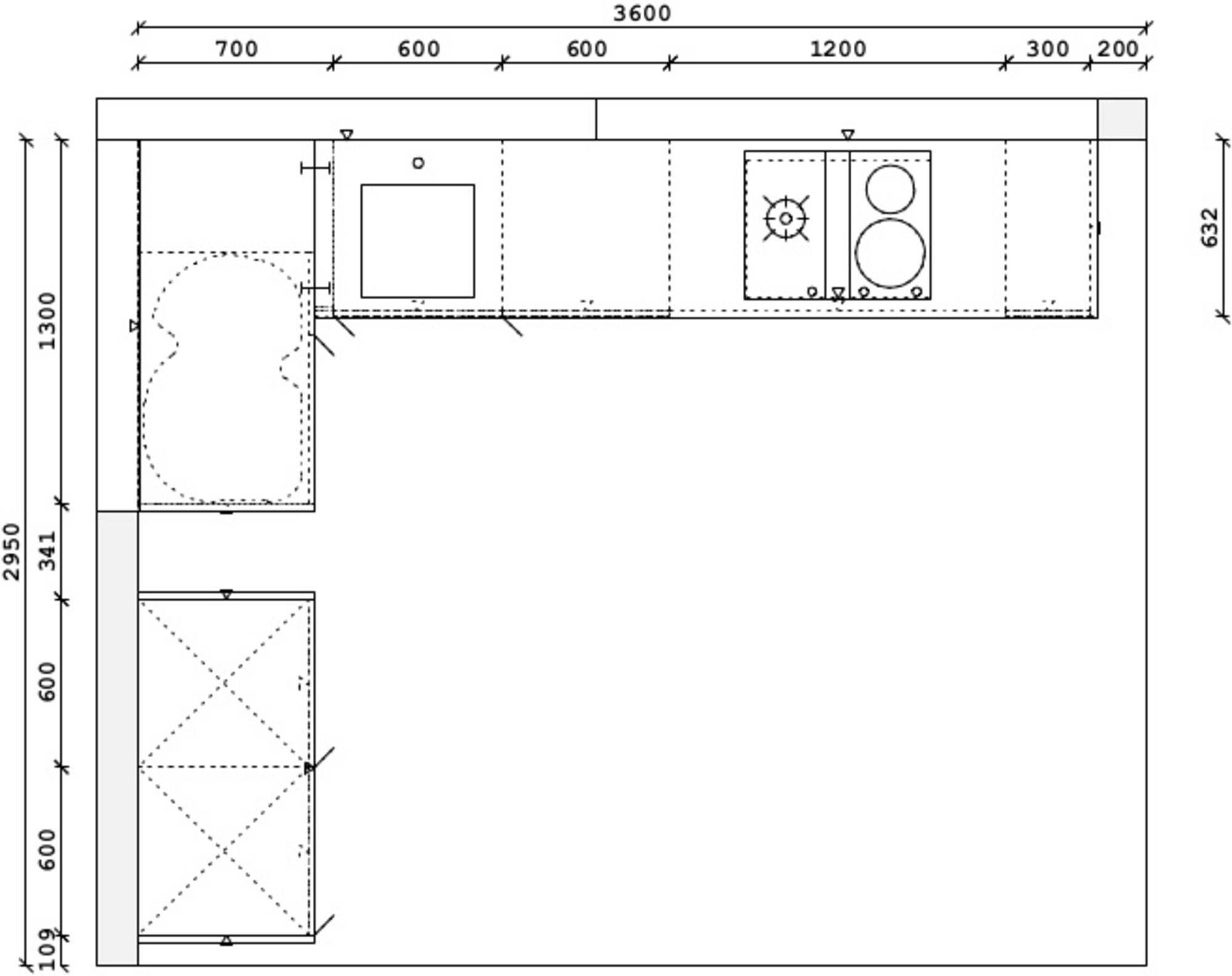 SieMatic Hoekkeuken SE3003RLM-41408 (510)